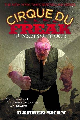 Amazon. Com: vampire mountain (cirque du freak, book 4.