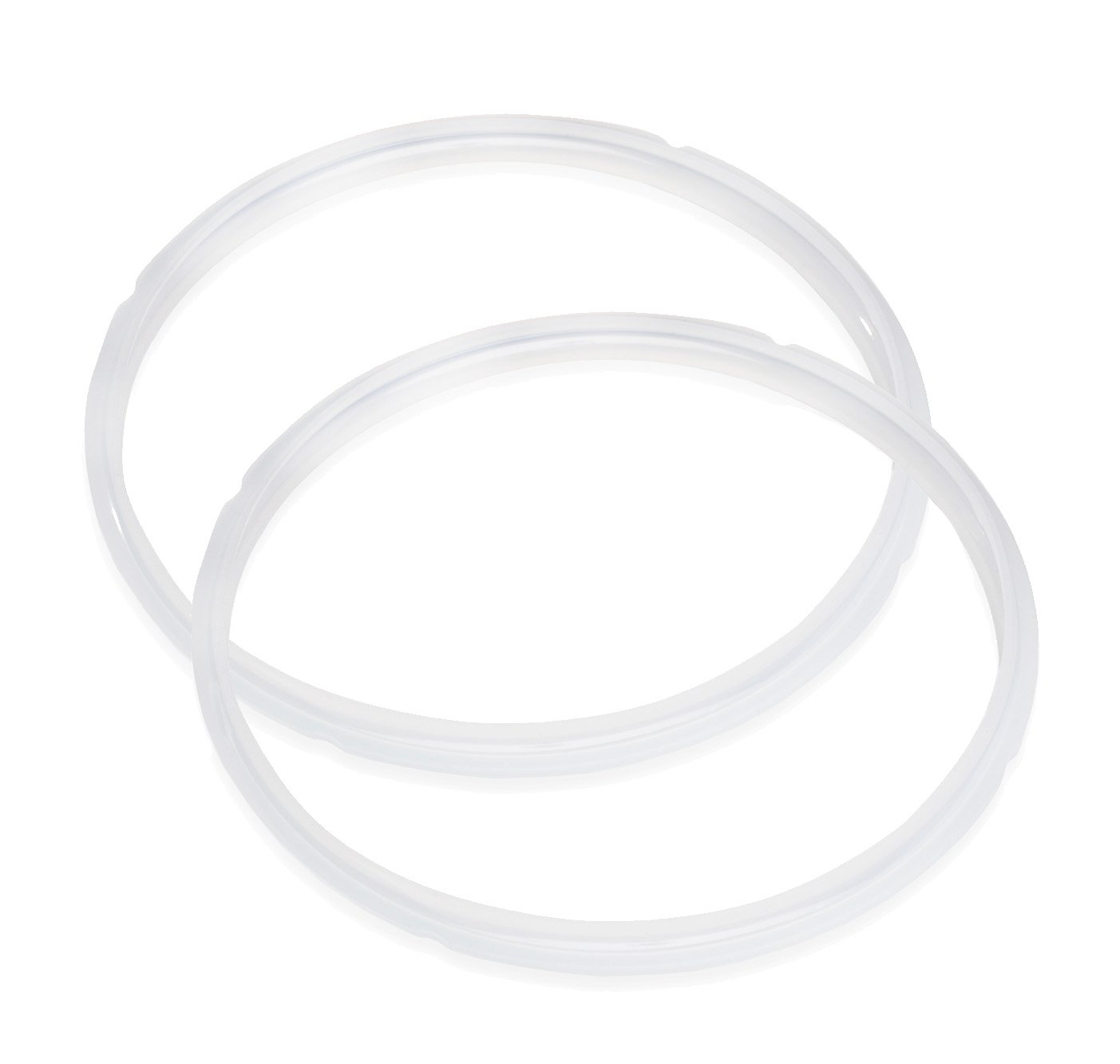 Sealing Ring - Silicone (Pack of 2) - BPA Free, Fits IP-DUO60, IP-LUX60, IP-DUO50, IP-LUX50, Smart-60, IP-CSG60 and IP-CSG50