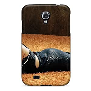 Galaxy S4 Case Cover With Shock Absorbent Protective VdE507wPyd Case by supermalls