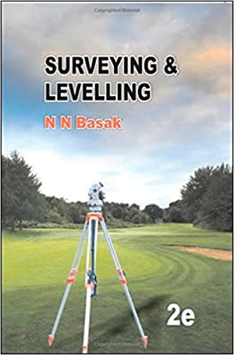 surveying and levelling by n basak