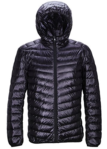 Lightweight Packable Down Jacket For Men ,Outwear Puffer Down Coats