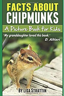 Chipmunks: North American Nut-Eating Rodents (The Great Book