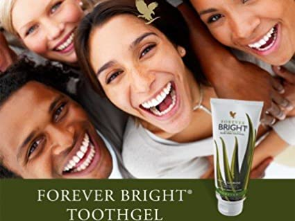 Forever Living Aloe Vera Toothgel 5pc by frrever company,ltd FOREVER LIVING PRODUCTS