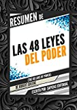 img - for Resumen de Las 48 Leyes del Poder (The 48 Laws of Power), de Robert Greene (Spanish Edition) book / textbook / text book