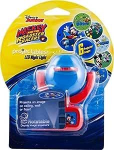 LiteProjectables Juego de Faros para bebé, diseño de Mickey Mouse ...