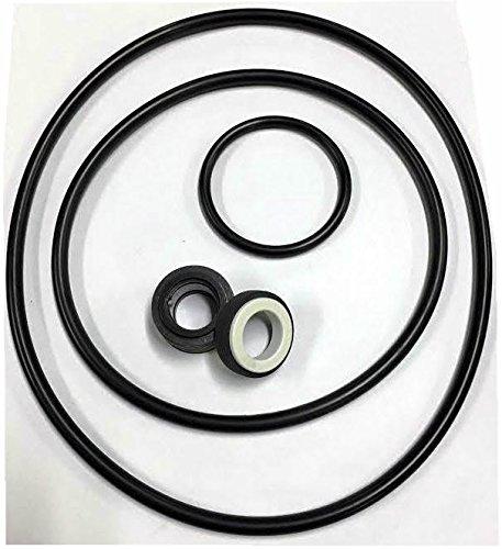 ( Tork Pool Pump Shaft Seal O-Ring Gasket Rebuild Kit is Compatible with Ultra Flow )