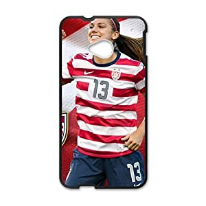 Happy Woman player Cell Phone Case for HTC One M7
