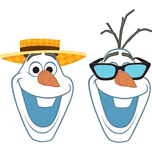 SaveMax Disney Frozen Olaf Antenna Topper [2 Pack] Jerry Leigh