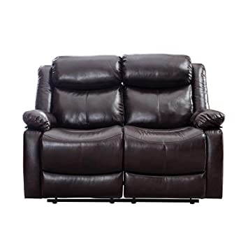 Astounding Romatlink Living Room Set Recliner Sofa Chair Pu Leather Sofa Loveseat Home Theater Seat Sofa High End Manual Adjustment Suitable For Family Ocoug Best Dining Table And Chair Ideas Images Ocougorg