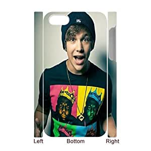 LSQDIY(R) Austin Mahone iPhone 4,4G,4S 3D Phone Case, Cheap iPhone 4,4G,4S Hard Back 3D Case Austin Mahone