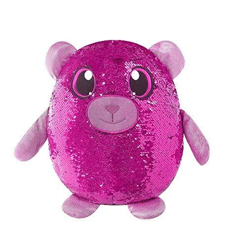 """SHIMMEEZ SMZ01006 Large Size Benjie Bear, Sequin Plush Stuffed Animal, 3.5"""" from SHIMMEEZ"""