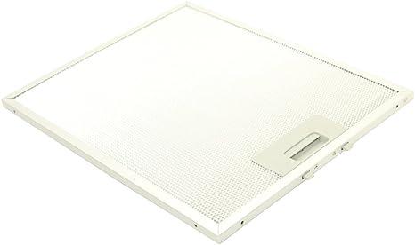 Glen 082632037 Dimplex - Panel de filtro para campana extractora (metal): Amazon.es: Grandes electrodomésticos