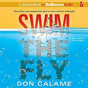 Swim the Fly Audiobook