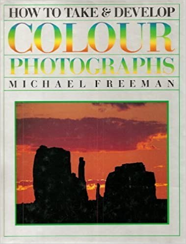 how to take develop colour photographs