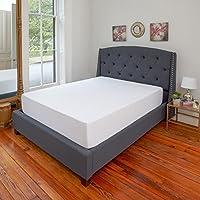 Classic Brands Defend-A-Bed Premium Hypoallergenic Waterproof Mattress Pad, Vinyl Free, Queen Size