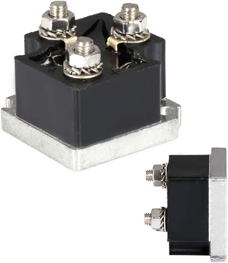 ECCPP Voltage Regulator Rectifier Fit for Mariner Outboard 135 hp 175 hp 150 hp Mercury Outboard 135 hp 175 hp 150 hp 62351A1 62351A2 816770 816770T 154-6770 18-5707 Motorcycle Regulator Rectifier