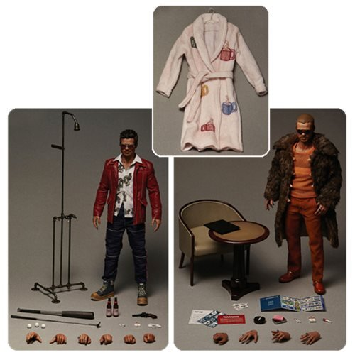 Fight Club Tyler Durden Action Figure Special 2-Pack ()