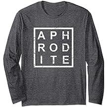 Stylish Aphrodite Long Sleeve T-Shirt