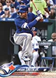 2018 Topps Baseball Series 2#541 Dwight Smith Jr. Toronto Blue Jays Official MLB Trading Card