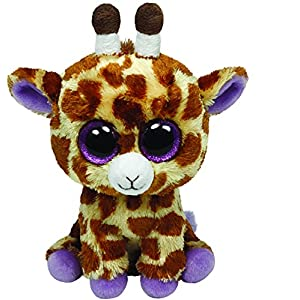 "Ty Beanie Boos - Safari the Giraffe 6"" - 51p7KyrXS9L - Ty Beanie Boos – Safari the Giraffe 6″"