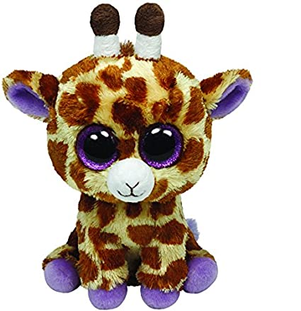 Buy Ty toys Beanie Boos Safari Giraffe - Medium Online at Low Prices in  India - Amazon.in ff12d8177e5c