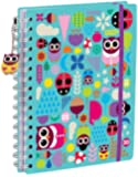 GIVE A HOOT A5 Notepad with Dividers