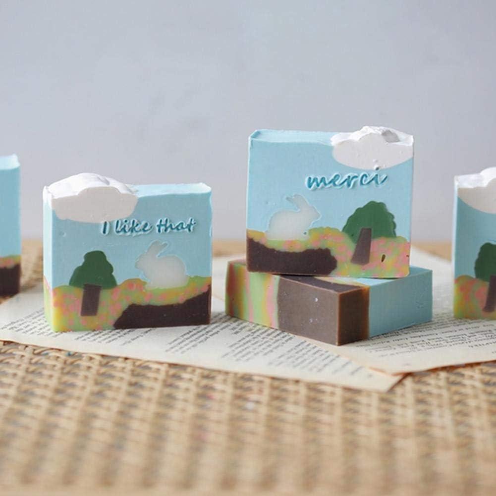 torte mousse e pagnotta Gatto//Coniglio//Cactus Forma Stampo per colonna in tubo di silicone per realizzare saponi e candele fatti a mano Strumento di cottura per cioccolato