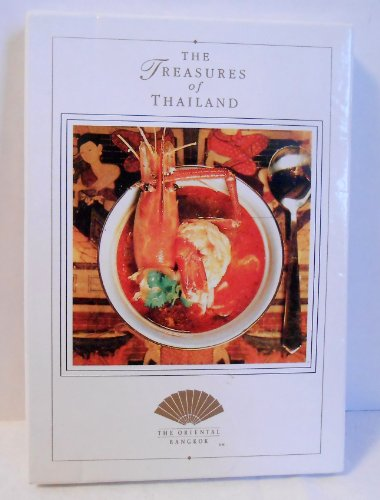 the-treasures-of-thailand-8-cards-with-envelopes-blank-inside-with-recipe-on-back-of-card-nip