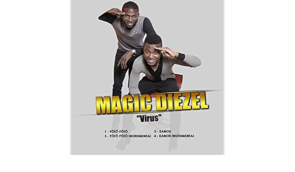 magic diezel kanou