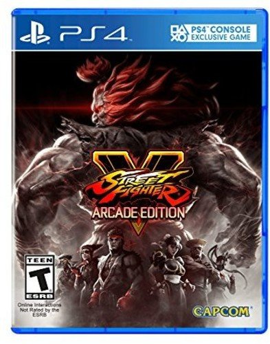 Check expert advices for street fighter ps4 arcade edition?