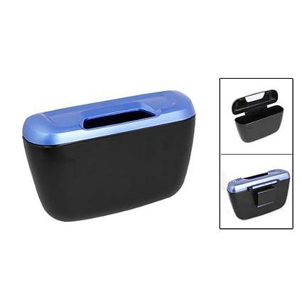 Celix Mini Auto Car Dustbin For Honda City Garbage Collector Box