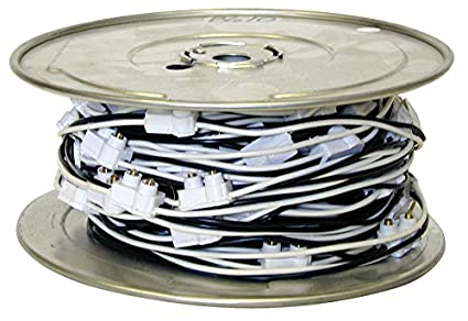amazon com 2 prong 100 ft roll wire harness with 4\