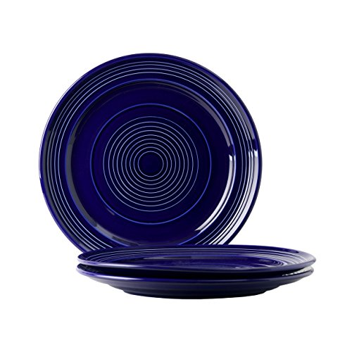 Tuxton Home Concentrix Round Serving Plate (Set of 3), 12