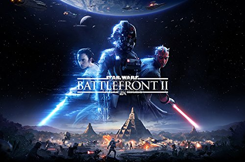 """Price comparison product image CGC Huge Poster GLOSSY FINISH - Star Wars Battlefront II PS4 XBOX ONE - EXT788 (24"""" x 36"""" (61cm x 91.5cm))"""