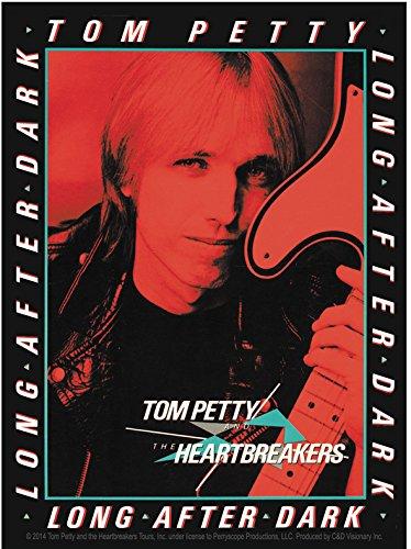 C&D Visionary Tom Petty Close-Up Sticker ()