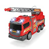 Dickie Toys Large Action Fire Fighter