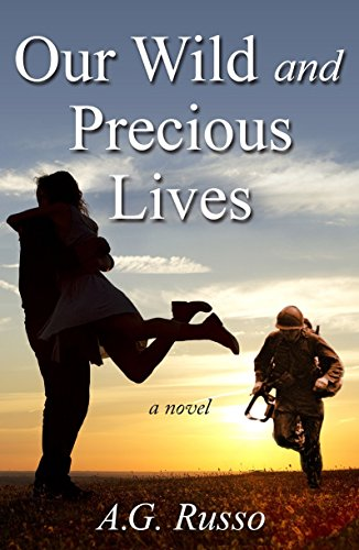Set on a base in 1960 Cold War Germany, brother and sister army brats – Tom and Melly – must deal with their questions about life, love, and even death.  Our Wild and Precious Lives by A.G. Russo
