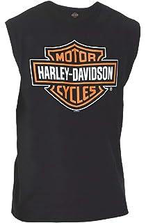 c7c885316401d2 Harley-Davidson Men s Classic Bar   Shield Logo Sleeveless Muscle Tee
