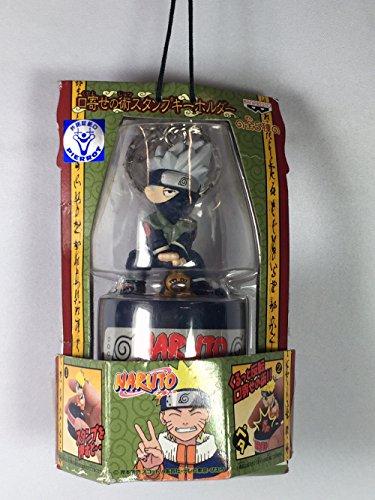 Naruto Stamps (Kakashi - Naruto Kuchiyose No Jutsu Stamp Figure Mascot)