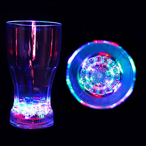 Light Up Cup - Fun Central (R380) 12oz LED Flashing