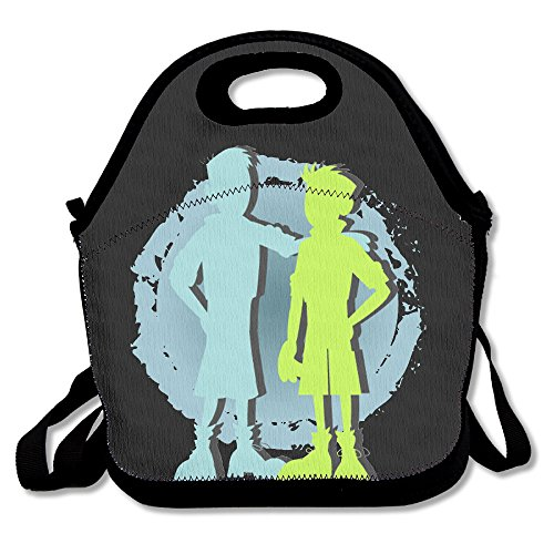 LHLKF Wild Kratts Personality Lunch Bag One Size
