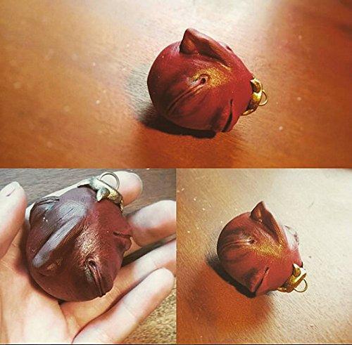 Egg of the King Crimson Behelit Griffith pendant