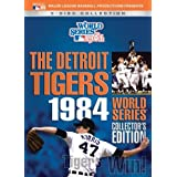 1984 Detroit Tigers World Series Collectors Ed by A&E Home Video