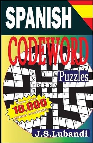 Spanish Codeword Puzzles: Volume 1