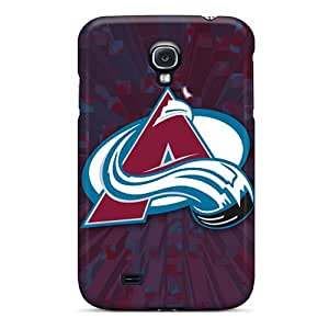 Galaxy S4 VRy4579ROzp Customized Attractive Colorado Avalanche Series Shock Absorbent Hard Phone Covers -DustinFrench