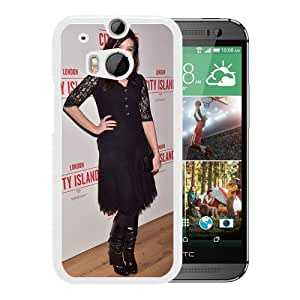 New Custom Designed Cover Case For HTC ONE M8 With Daisy Lowe Girl Mobile Wallpaper(213).jpg