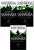 Shannara Chronicles Series Terry Brooks 3 Books Collection Set (The Sword Of Shannara, The Elfstones Of Shannara, The Wishsong Of Shannara)