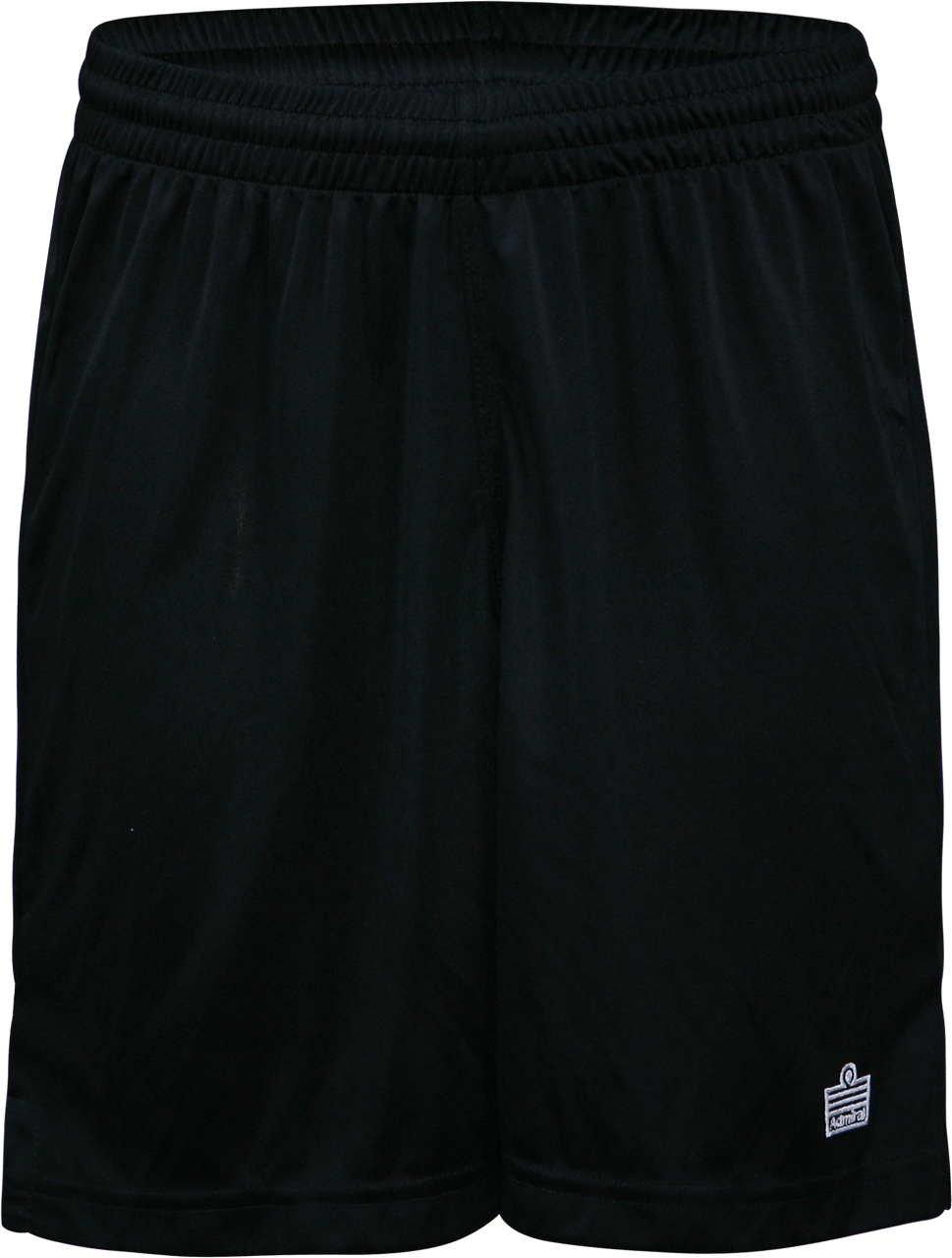 Admiralメンズクラブサッカーショーツ B00VGO6346 Small|ブラック ブラック Small
