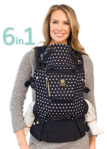Review Of SIX-Position, 360° Ergonomic Baby & Child Carrier by LILLEbaby - The COMPLETE Original (S...