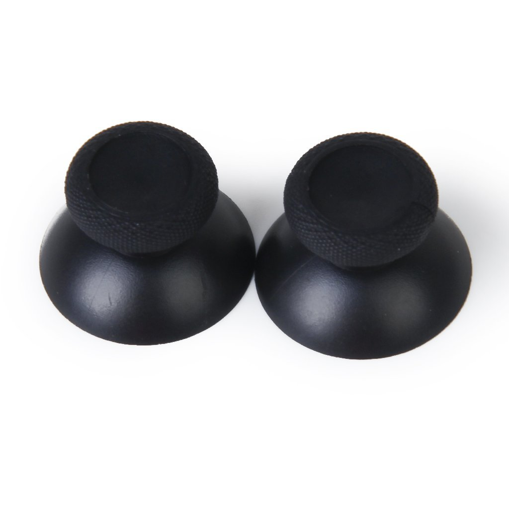 Joystick - TOOGOO (R) 1 pair of Thumbstick Joystick replacement for XBOX One controller Black